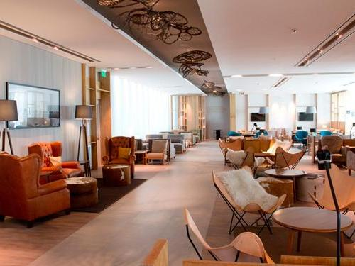 Star Alliance Lounge, Buenos Aires International