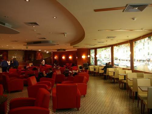 Le Anfore (Business Class) Lounge, Rome Fiumicino