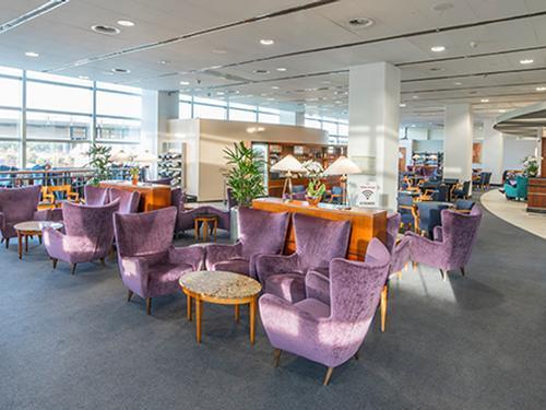 Sky Lounge, Frankfurt Main, Germany