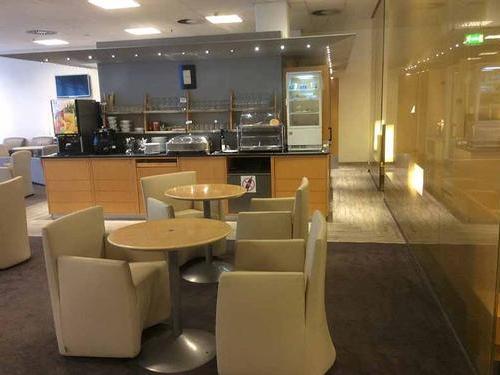 Air France Lounge, Frankfurt Main