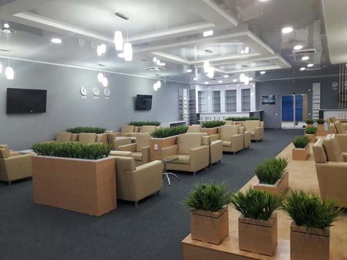 Business Lounge, Bishkek Manas International