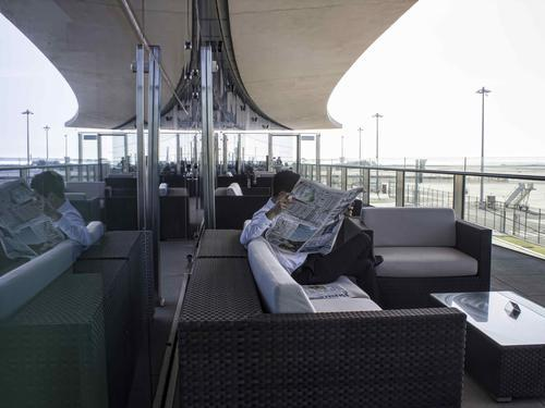 Calpe Lounge, Gibraltar International