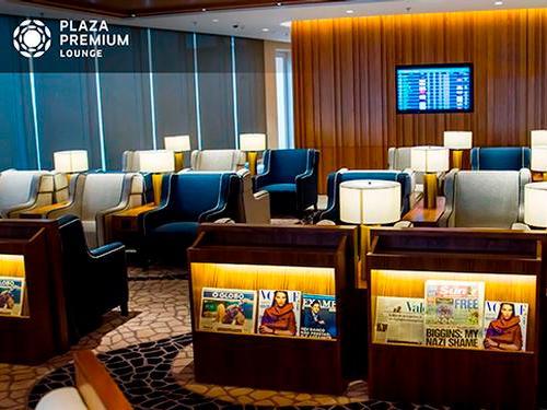 Plaza Premium Lounge, Rio de Janeiro Galeao International, Brazil