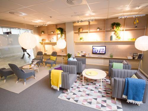 Malmö Aviation Lounge, Gothenburg Landvetter