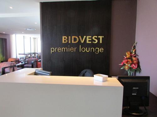 Bidvest Premier Lounge, George Airport