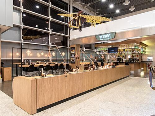 Bleriot Bar & Lounge, Sao Paulo Guarulhos International, Brazil