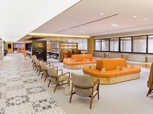 Smiles VIP Lounge, Sao Paulo Guarulhos International