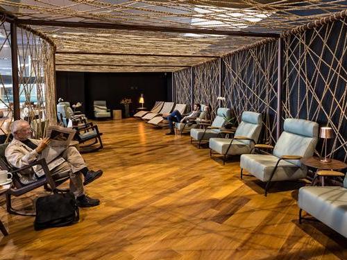 Star Alliance Lounge, Sao Paulo Guarulhos International