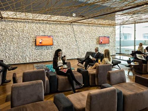 Star Alliance Lounge, Sao Paulo Guarulhos International
