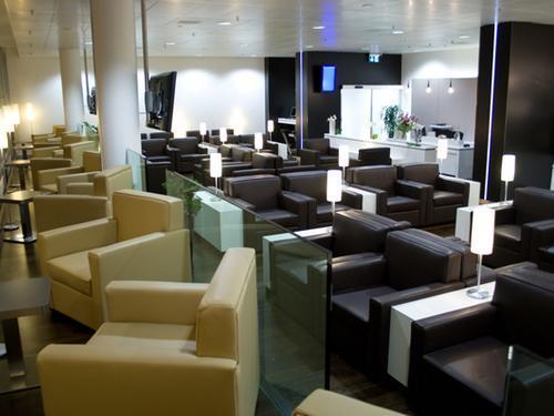 Dnata Skyview Lounge, Geneva Cointrin