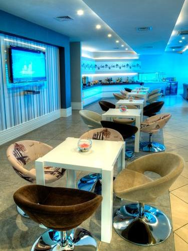 Mugam Lounge, Baku Heydar Aliyev International
