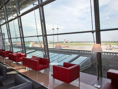Airport Lounge, Hamburg Fuhlsbuettel