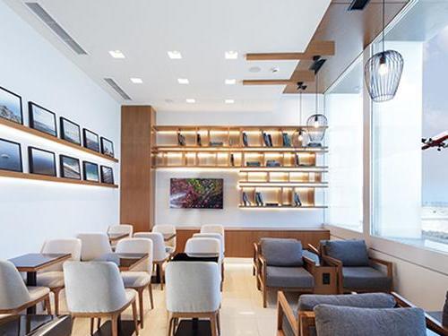 Goldair Handling Lounge, Heraklion Kazantzakis Intl, Greece