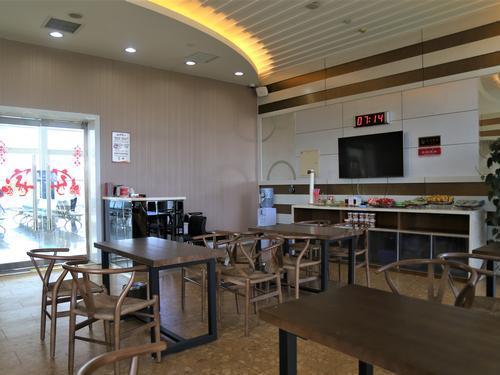 First Class Lounge, Hohhot Baita International