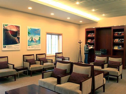 International First Class Lounge - Huai An Lianshui - China