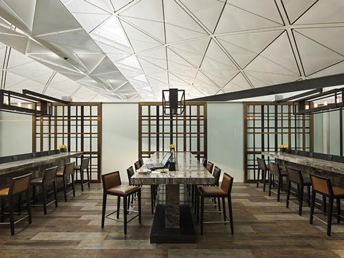 Plaza Premium Lounge, Hong Kong Chek Lap Kok Intl