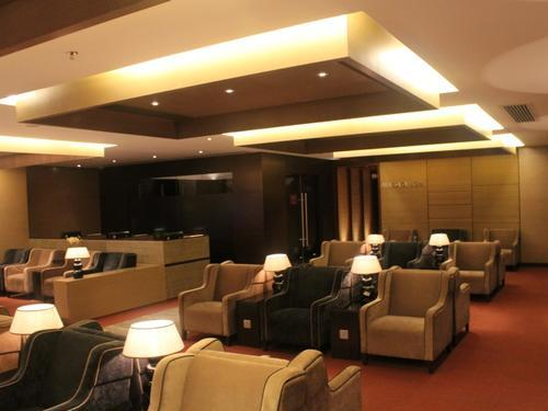 The Travelers' Lounge (East Hall), Hong Kong Chek Lap Kok