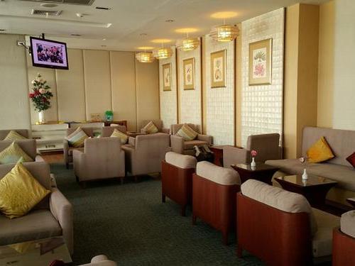 Coral Executive Lounge, Phuket International