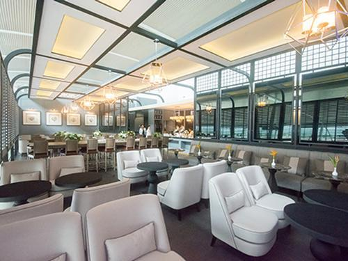 The Coral Executive Lounge, Phuket International, Thailand