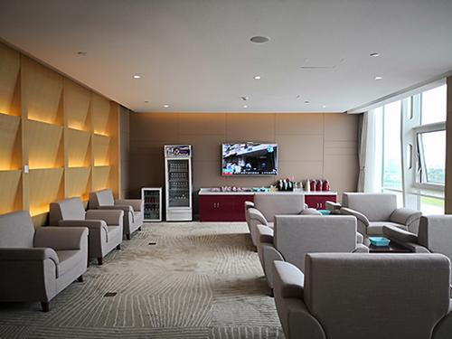 First Class Lounge, Hulunbuir Hailar Airport, China