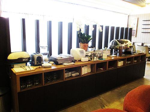 Saphire PremiAir Executive Lounge, Jakarta Halim Perdana Kusumah, Indonesia