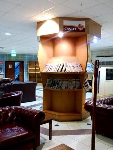 Dzimbahwe Executive Lounge, Harare International