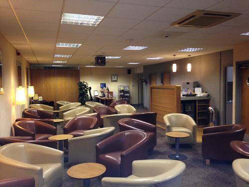 Humberside, Servisair lounge