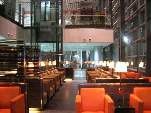 Plaza Premium Lounge, Rajiv Gandhi, India