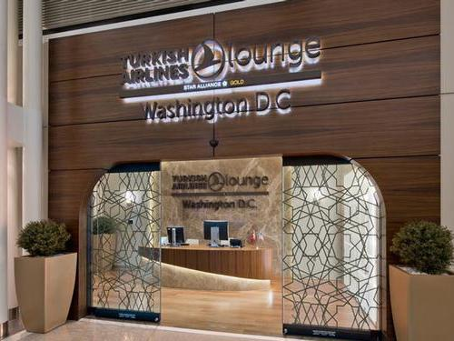 Turkish Airlines Lounge, Washington DC