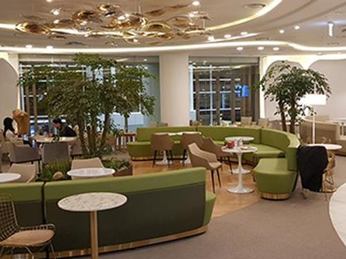 Lounge L, Seoul Incheon International, South Korea