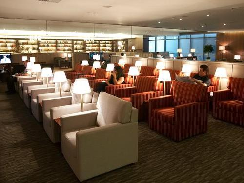 Asiana Lounge, Seoul Incheon Concourse A