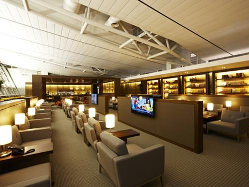 Asiana Business Lounge, Seoul Incheon International