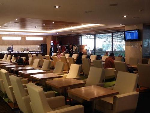 Sky Hub Lounge, Seoul Incheon International