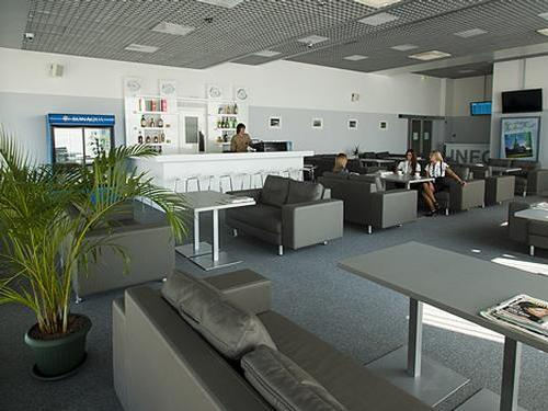 Business Lounge, Zhulyany International