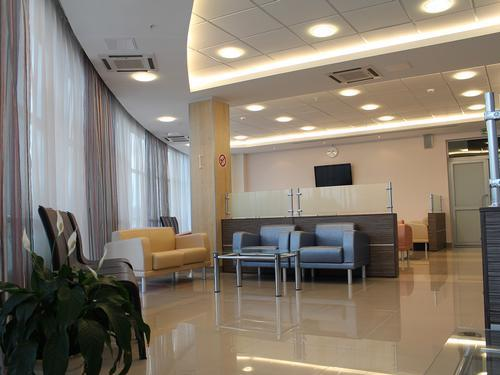 High Comfy Zone Lounge, Irkutsk Airport