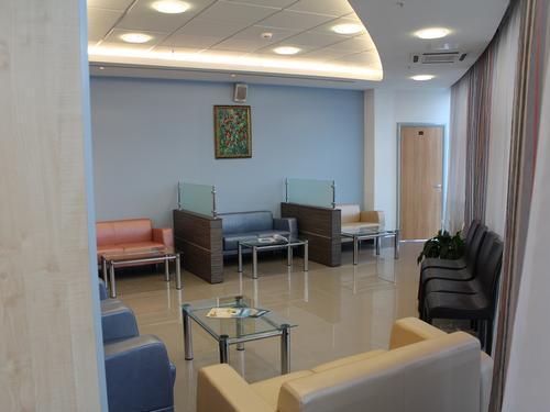 High Comfy Zone Lounge, Irkutsk Airport