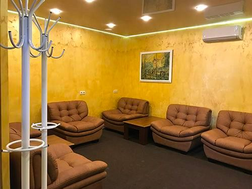 High Comfy Zone Lounge, Irkutsk International