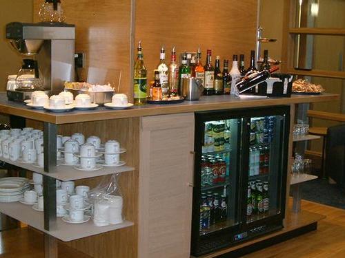 Servisair Highland Lounge, Inverness Dalcross
