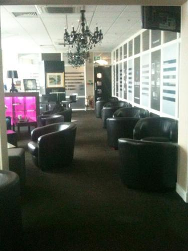 Rendezvous executive loune, Isle of Man