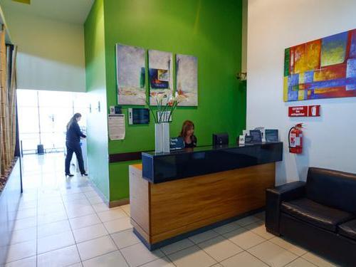 Salones VIP Pacific Club, Iquique Diego Aracena Intl