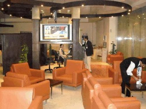CIP Lounge, Islamabad Benazir Bhutto Airport