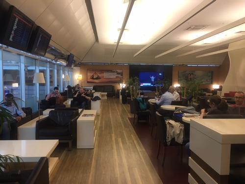 HSBC Premier Lounge, Istanbul Ataturk Havalmani