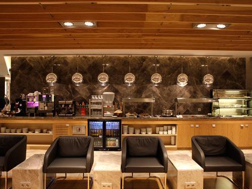 Primeclass Lounge, Istanbul Ataturk Havalimani