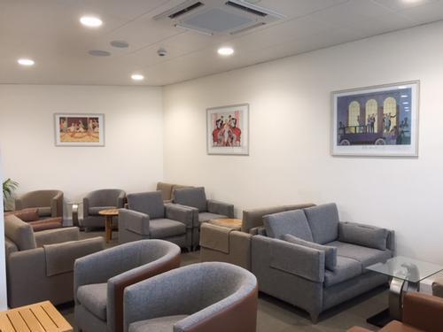 British Airways Terrace Lounge, Jersey