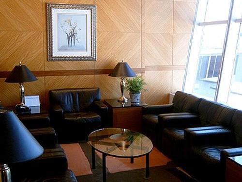 Kal Business Class Lounge, JFK