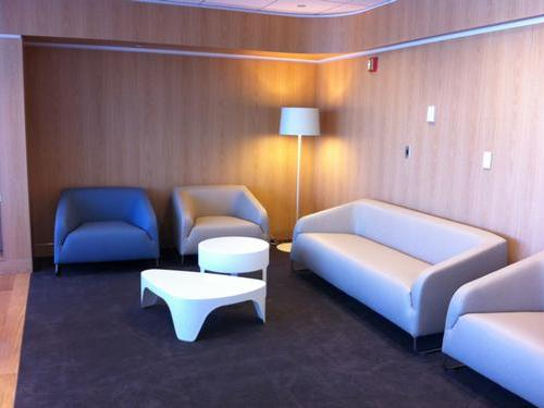 Air France Lounge, New York NY JFK International