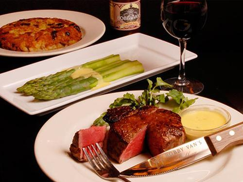 Bobby Van's Steakhouse, JFK International, New York