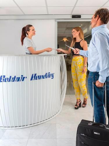 Goldair Handling CIP Lounge, Mykonos