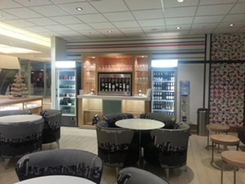 Bidvest Sky Lounge