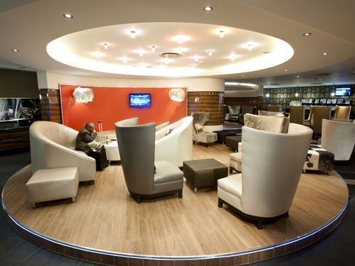 Shongololo Lounge, Johannesburg O.R. Tambo Intl